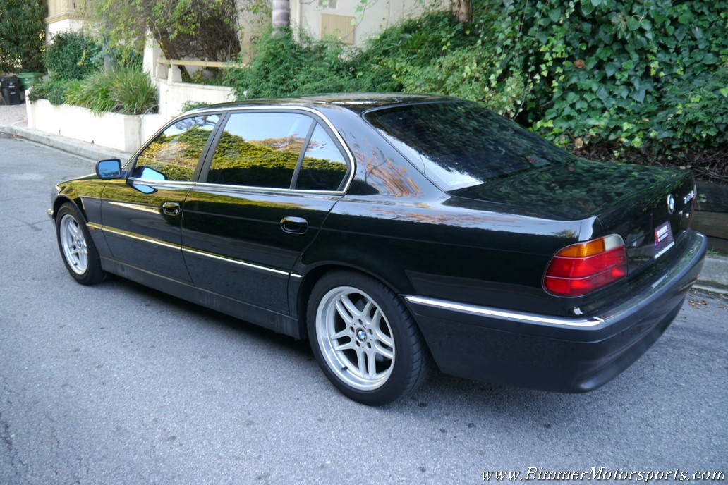 1998 bmw 740il e38 related infomation specifications. Black Bedroom Furniture Sets. Home Design Ideas